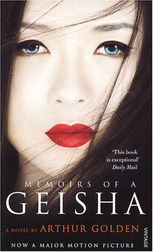 Memoirs of a Geisha - This book really is as good as they say. I'm not a certified expert, but I know more about geishas now than I did before. Although this was written as a pseudo-biography, I'm not quite sure how I feel about who Sayuri ended up with romantically. It seemed kind of out there to me, but oh well, still an amazing book.
