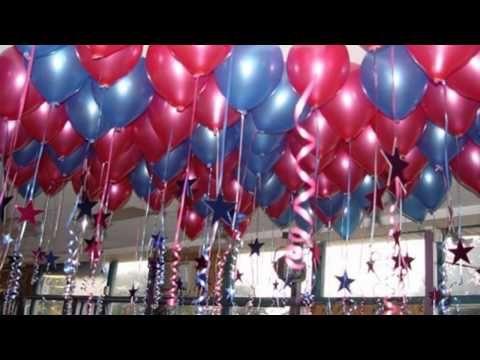 Видеосъемка дня рождения ребенка - Милослава (первый день рождения видео 2015) - YouTube