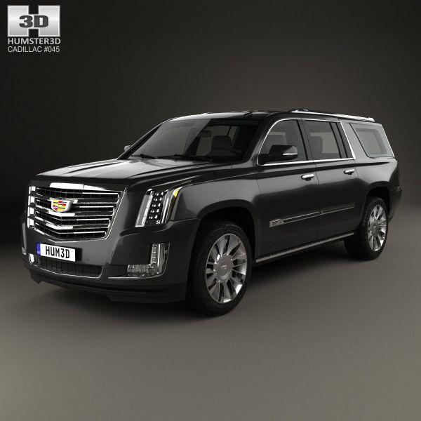 52 Best Cadillac 3D Models Images On Pinterest