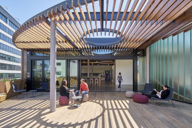 Galería de Centro Kapor para el impacto social/ Fougeron Architecture - 3