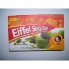 Eiffel Sexy Gum Bayan Azdırıcı Seks Sakızı Limon Aromalı 10 Adet