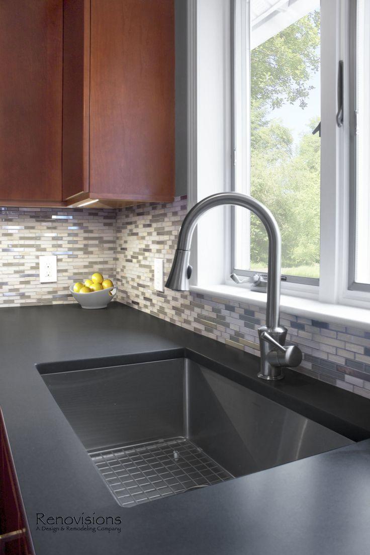 25 best ideas about silestone countertops on pinterest for Silestone kitchen sinks