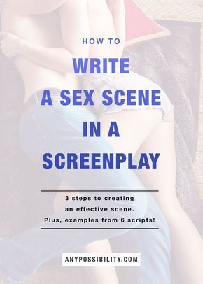 Part of the challenge in writing a sex scene is balance. You can easily gloss over the action and tone making the scene feel dull, labored, or heavy handed. Conversely, dripping your scene description in such detail that it reads as pornographic smut might be a bit much. All of this depends on your preference as a writer and what point your scene is trying to get across. Here's how to write a sex scene in a screenplay.Read More »