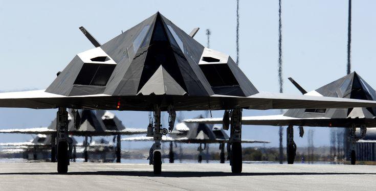 La F-117 es el único dado a conocer avión furtivo operativo excedentes en el inventario de América. Dicho esto, las fuerzas armadas del mundo tienen probablemente una buena idea de sus verdaderas capacidades furtivas