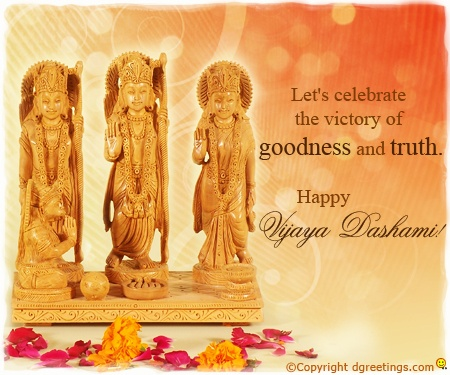 Dgreetings    Happy Vijaya Dashami...