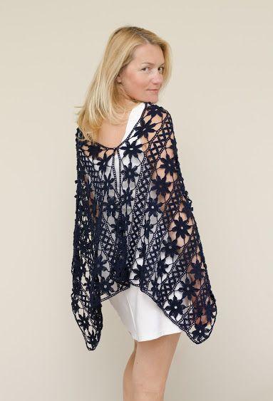 Outstanding Crochet: Crochet Shawls and scarfs