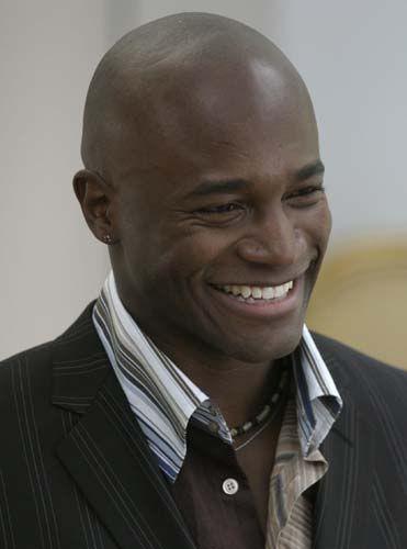 bald men pictures | Sexy Bald Man: Taye Diggs | Cool Men's Hair
