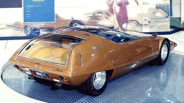 1970 Nissan 270X Concept