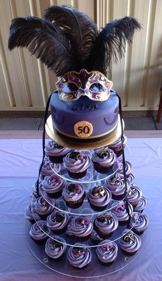 Masquerade cake                                                                                                                                                                                 More