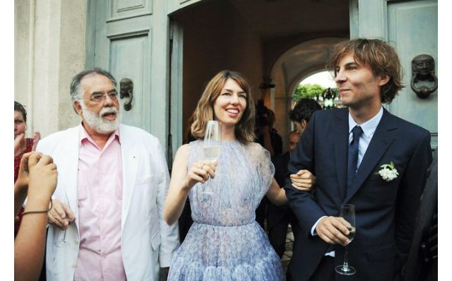 Sofia Coppola and Thomas Mars get married - the Fashion Spot