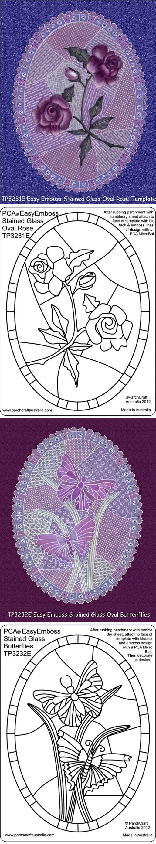 Шаблоны открыток в технике пергамано