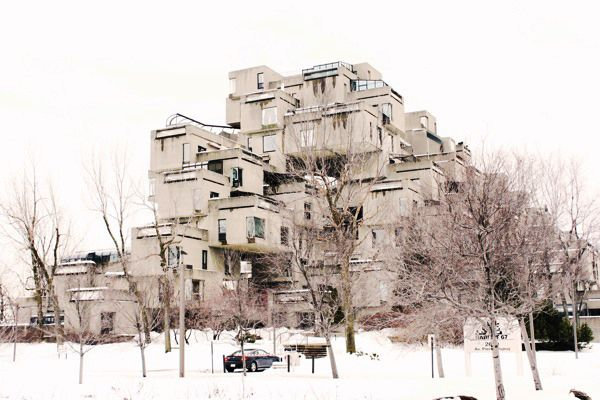 21 best images about habitat 67 moshe safdie on pinterest for Habitat 67 architecture