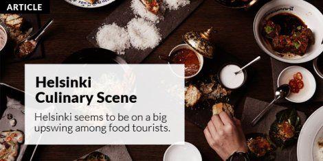Culinary Scene in Helsinki! Tomi Björck and Matti Wikberg tell it all.   Helsinki This Week