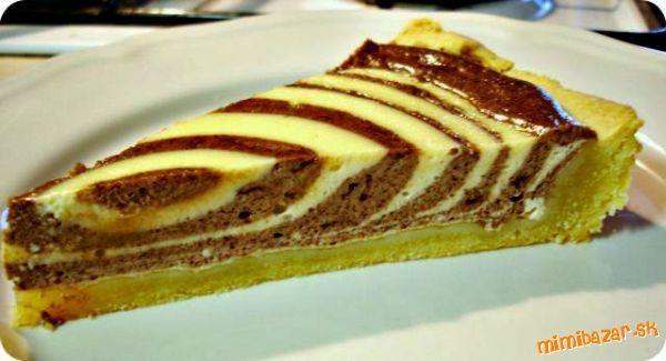 Mramorový koláč  podľa K. Magálovej    ♥ ♥ ♥