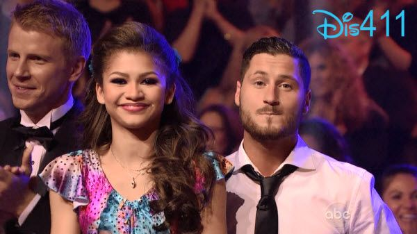 "Zendaya And Val Chmerkovskiy Will Be On ""LIVE! With Kelly And Michael"" May 23, 2013"