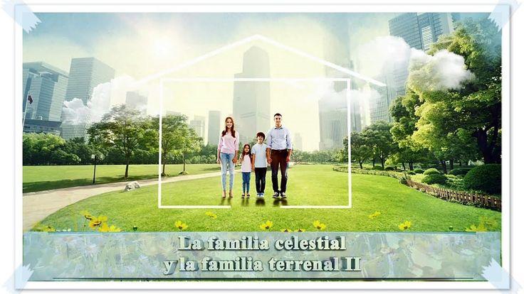 La familia celestial y la familia terrenal ▶Dios Madre, Madre celestial