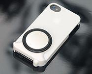 Steth IO turns a smartphone into stethoscope.