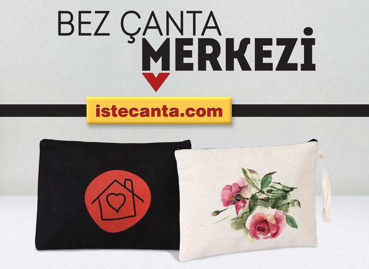 Yüksek kaliteye sahip makyaj çantaları için sitemizi ziyaret ediniz. #totebag #bezçanta #clutch