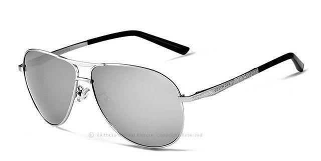 Men's Sunglasses Polarized Mirror UV400 Lens Eyewear Sun Glasses For Men Women