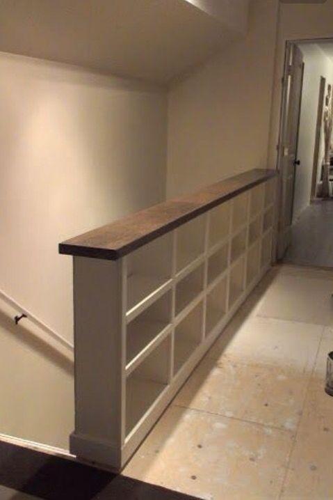 Bannister ideas... | Diy stair railing, Diy stairs ...