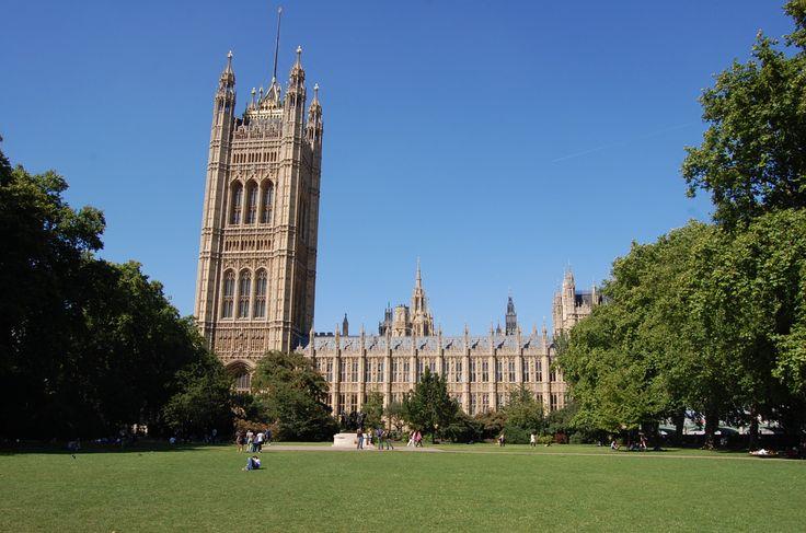 Londres - Palais de Westminster de Charles Barry et Augustus Pugin - LANKAART