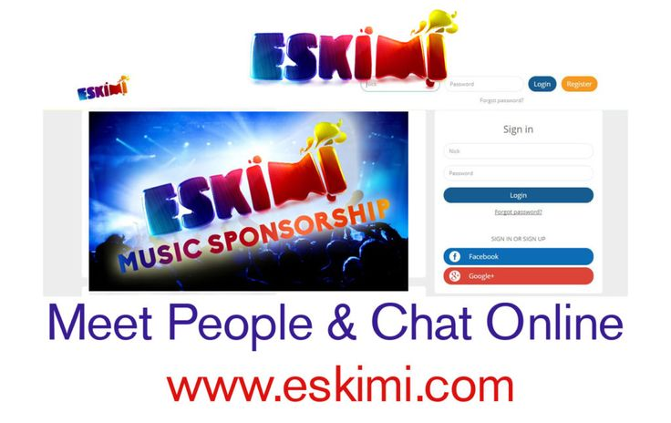 Eskimi – Meet People & Chat Online | www.eskimi.com - TecNg