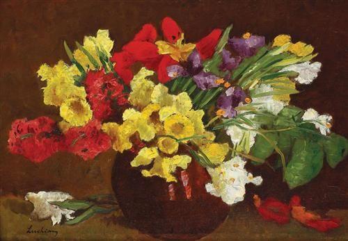Springtime Flowers - Stefan Luchian