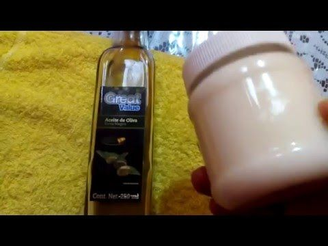 Tratamiento Reparador De Puntas Abiertas Con Aceite De Coco