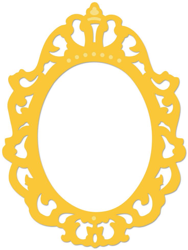 Kaisercraft Decorative Dies | Ornate Frame | DD310
