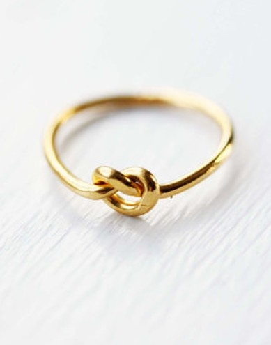 Knot Ring | http://uncovet.com/featured-goods/knot-ring?via=HardPin=type56