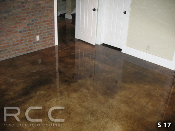 17 best images about home sweet home renovations on for Concrete bathroom floor