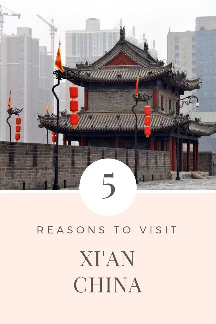 Xi An Five Reasons To Go To The Old Chinese Capital China China Travel Budget Flights