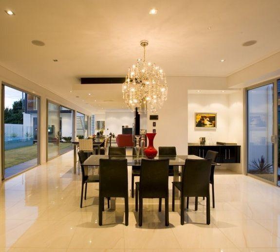 Best  Modern Dining Room Chandeliers Ideas On Pinterest - Contemporary dining room chandeliers