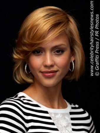 SweetShort Hair, Haircuts, Hair Colors, Hairstyles, Shorts Hair, Blonde Hair, Hair Cut, Hair Style, Jessica Alba