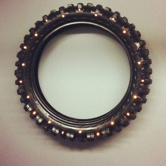 this is a great idea. Nix the lights and put a mirror behind and old tire. too…