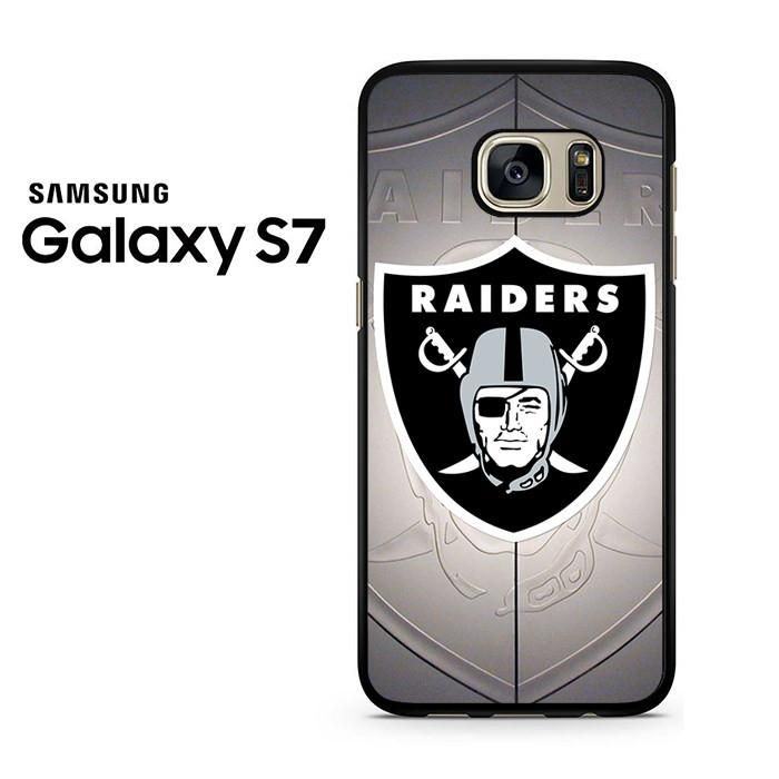 Oakland Raiders Emblem Samsung Galaxy S7 Case