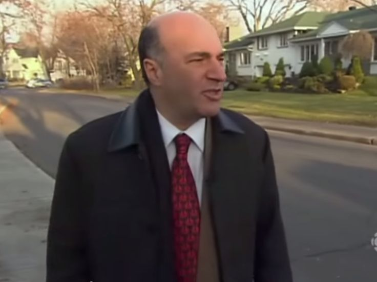 Kevin O'Leary: Road to Riches