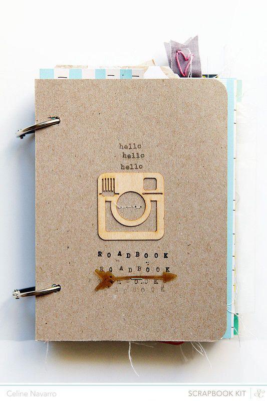 portada para tu álbum de fotos #ideas #scrap #album #fotos                                                                                                                                                                                 Más
