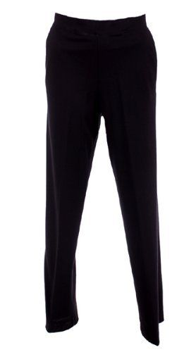 Women's Band Pant in Black by Links - S Links. $36.00