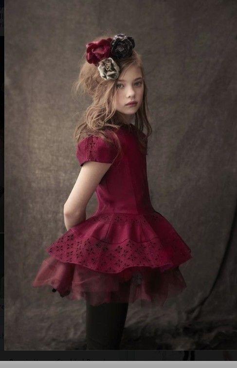 Uuber cute(: Kind of like Alice in Wonderland maybe?