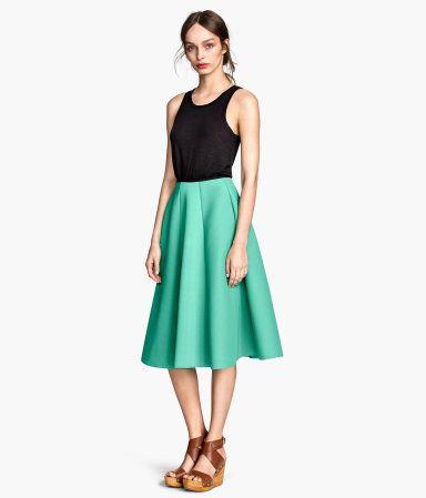H&M Circular skirt £29.99
