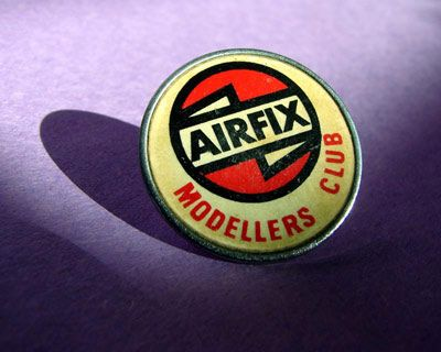 Airfix Modellers Club badge