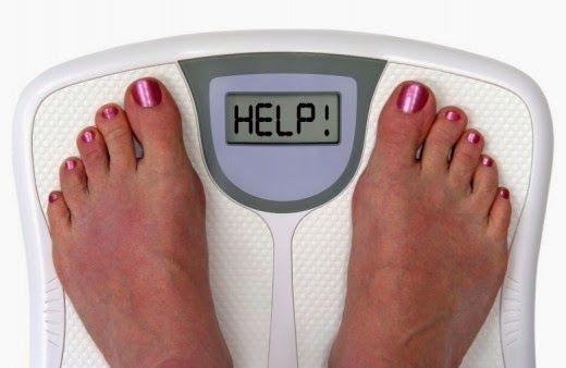 Γιατί δεν χάνω βάρος