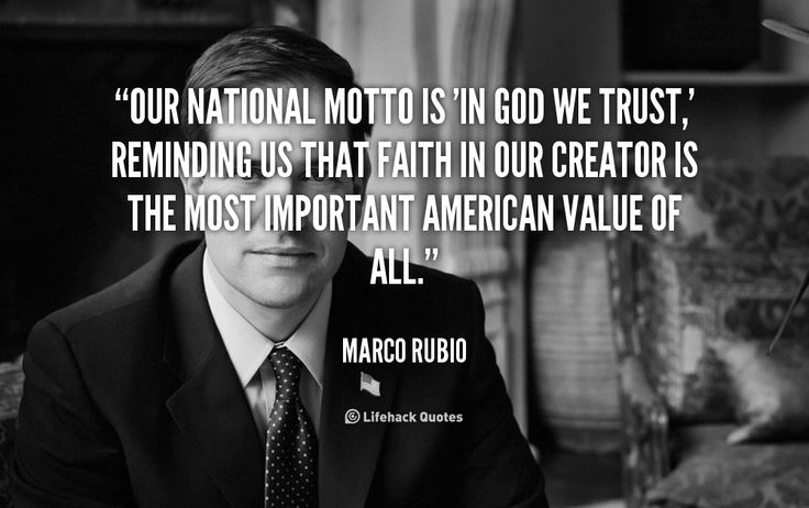 Marco Rubio Quotes | Marco Rubio Quotes  @retweetngro