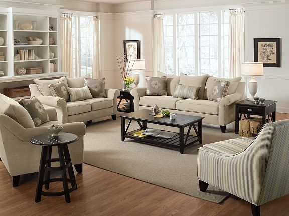 Claire Stone Sofa U0026 Loveseat Package   Value City Furniture Part 30