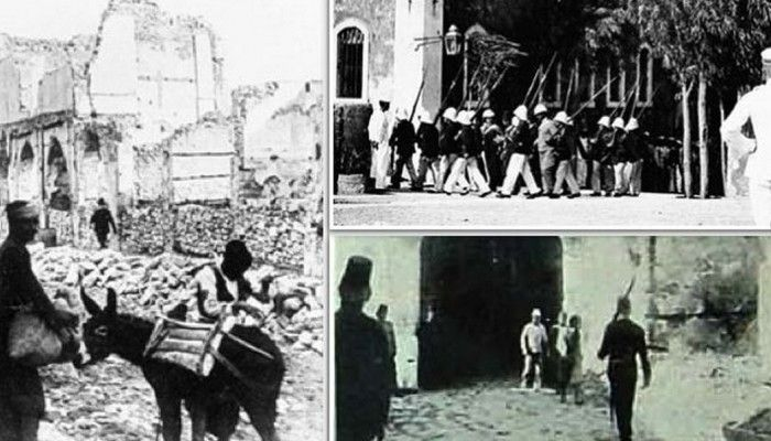1898: Σαν σήμερα η μεγάλη σφαγή στο Ηράκλειο της Κρήτης - Flashnews.gr