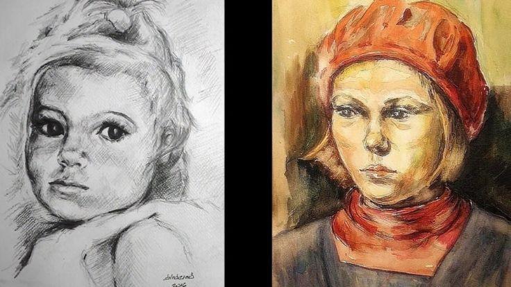 ÖRÖMFESTÉS  - BÍRÓ ERNŐ - festmények-grafikák -