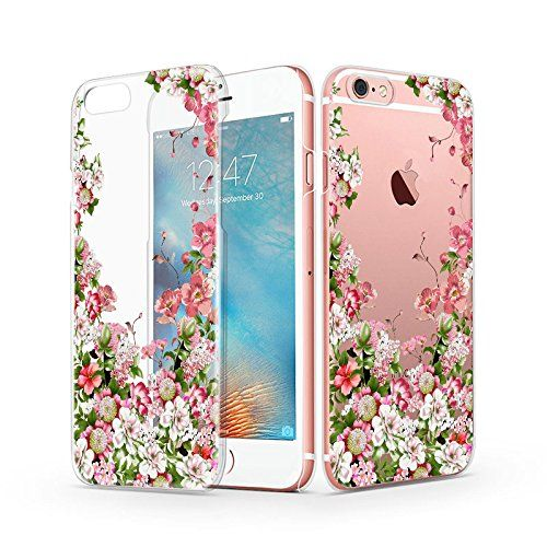iPhone 6s Clear Design Case, iPhone 6 Clear Case, MOSNOVO…