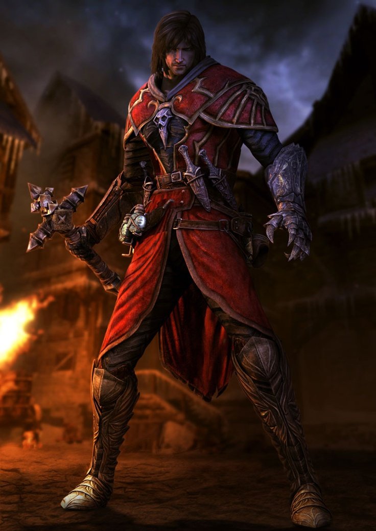 Castlevania lords of shadow for X Box