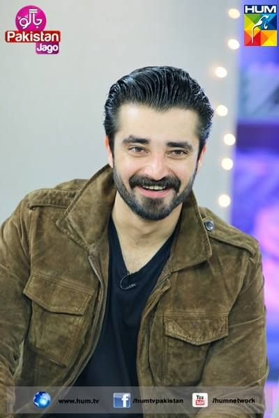 Hamza Abbasi on Jago Pakistan Jago #MannMayal